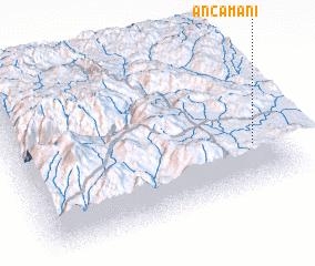 3d view of Ancamani
