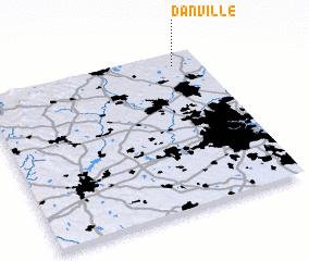 3d view of Danville