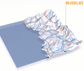 3d view of Hijuelas