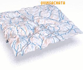 3d view of Quimsachata