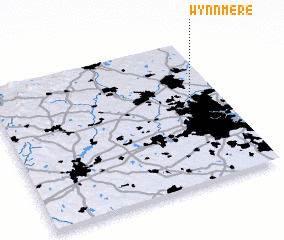 3d view of Wynnmere
