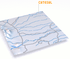 3d view of Catesal
