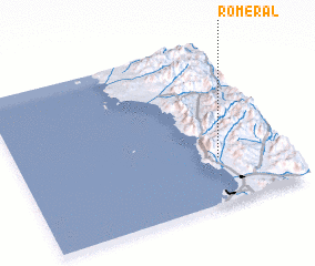 3d view of Romeral