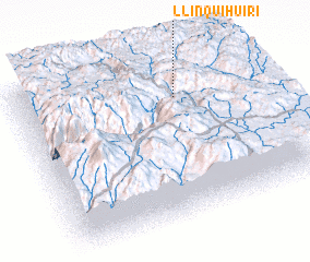 3d view of Llinquihuiri