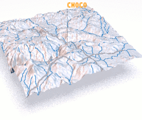 3d view of Choco