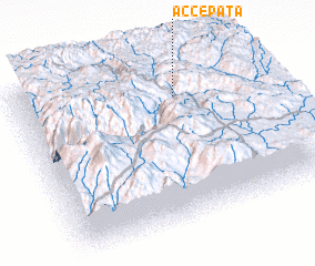 3d view of Accepata