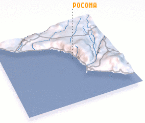 3d view of Pocoma