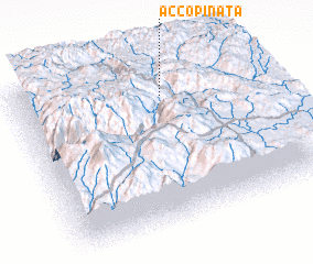 3d view of Accopiñata