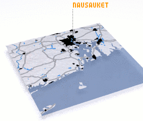 3d view of Nausauket