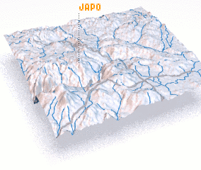 3d view of Japo