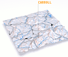 3d view of Carroll