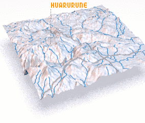 3d view of Huarurune
