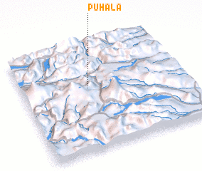 3d view of Puhala
