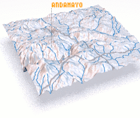 3d view of Andamayo