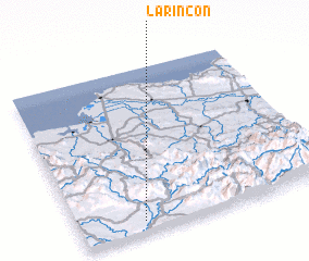 3d view of Larincon