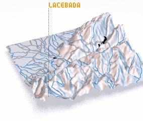3d view of La Cebada