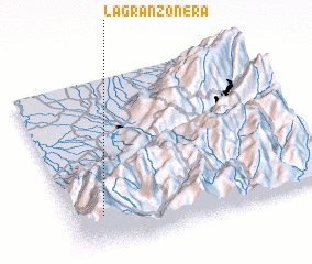 3d view of La Granzonera
