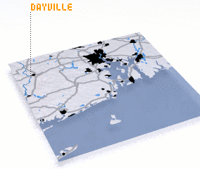 3d view of Dayville