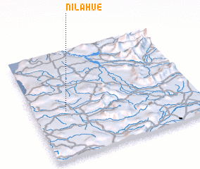 3d view of Nilahue