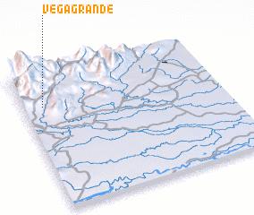 3d view of Vega Grande