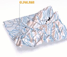 3d view of El Palmar