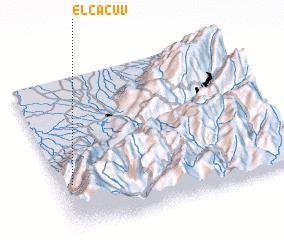 3d view of El Cacuv