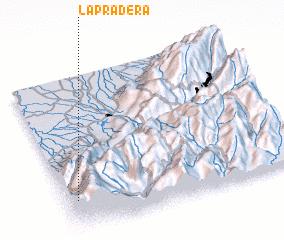 3d view of La Pradera
