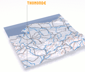 3d view of Thomonde