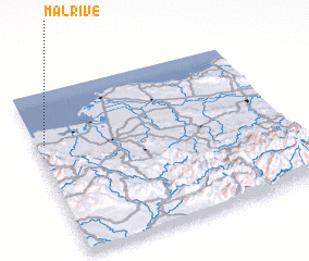3d view of Malrive