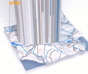 3d view of Biton
