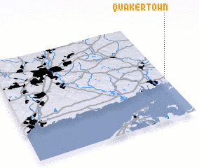 3d view of Quakertown