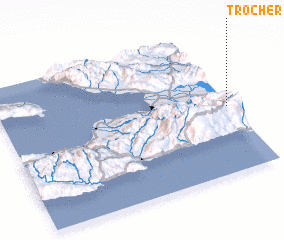 3d view of Trocher