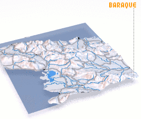 3d view of Baraque