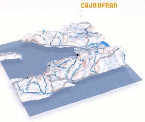 3d view of Ca Joufran