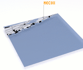 3d view of Mecox