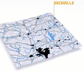 3d view of Duckville