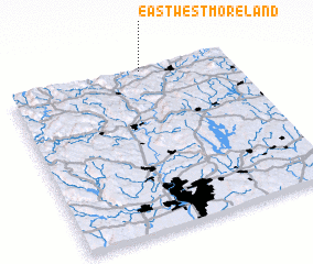 3d view of East Westmoreland