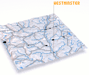 3d view of Westminster
