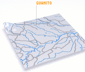 3d view of Guamito