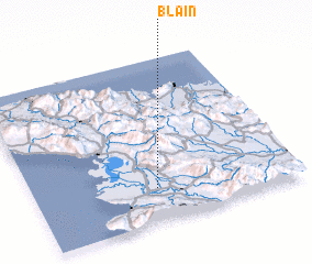 3d view of Blain