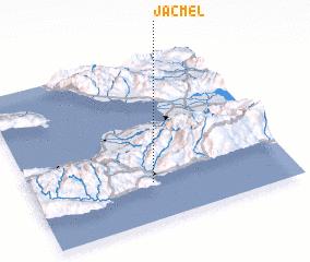 Jacmel Haiti map nonanet