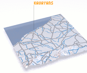 3d view of Kauayans