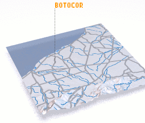 3d view of Botocor