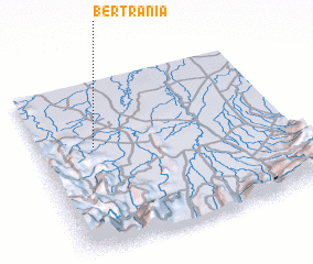 3d view of Bertrania