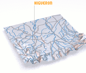 3d view of Higuerón