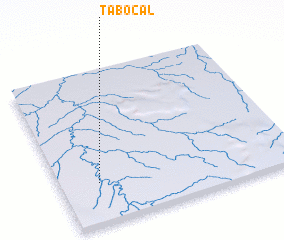 3d view of Tabocal