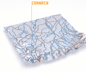 3d view of Comarca