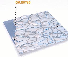 3d view of Colmuyao