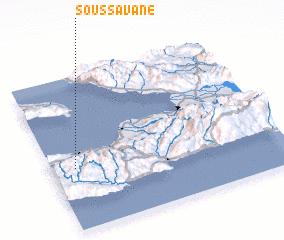 3d view of Sous Savane
