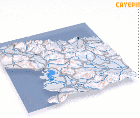 3d view of Cayepin